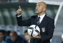 Luigi Di Biagio nuovo c.t., ad interim, della Nazionale italiana.