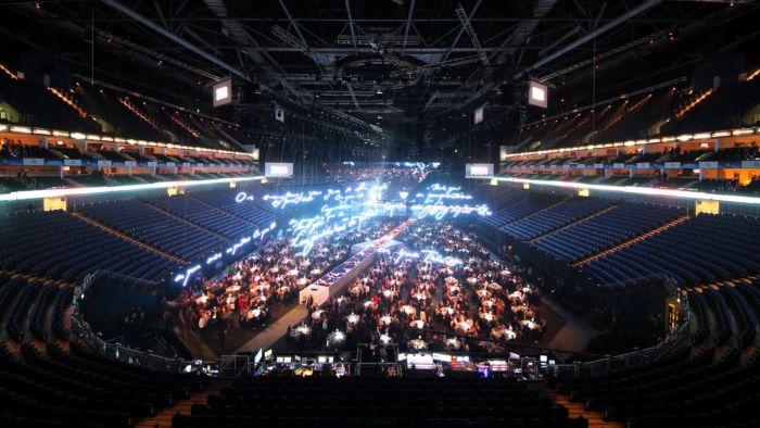 Arena di Londra O2 - BritAwardsfatti accaduti