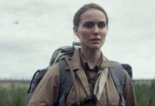 "Natalie Portman nel film ""Annientamento"""