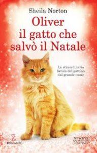 Oliver il gatto che salvò il Natale libro