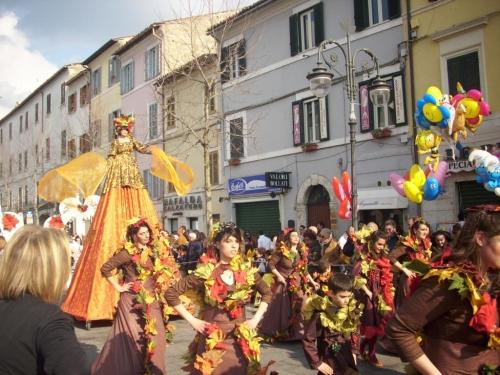 Carnevale di Poggio Mirteto