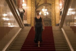 Foto di Jennifer Lawrence in Red Sparrow