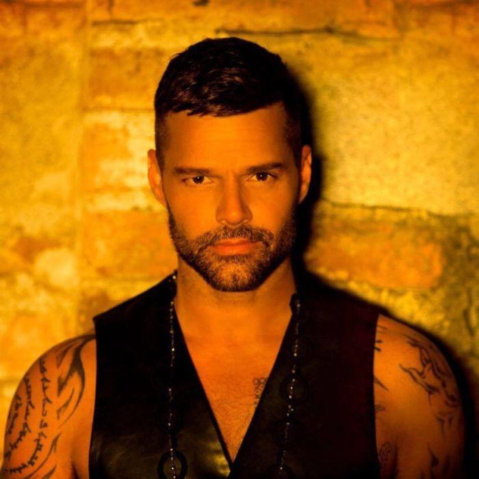 Ricky Martin foto 2018 - canzone Fiebre