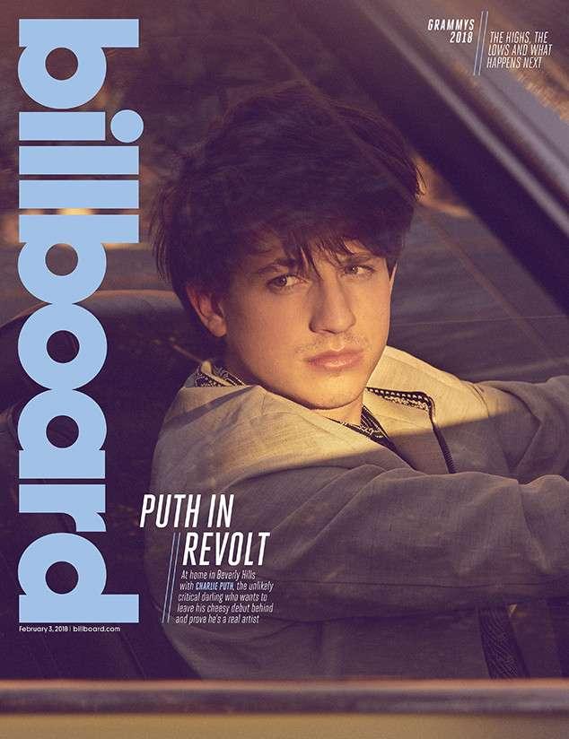 Billboard Charlie Puth