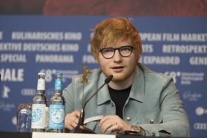 Ed Sheeran Berlinale foto 2018