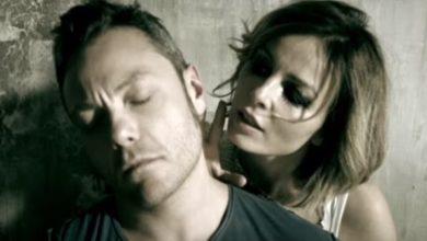 """Tiziano Ferro e Violante Placido nel video di """"Solo è solo una parola"""""""
