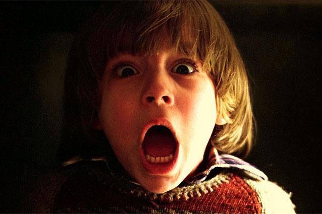 """Danny Lloyd nel film """"The Shining"""""""