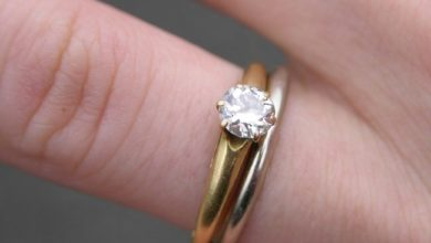 Tradizioni e usanze nel matrimonio - anello di fidanzamento