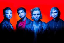I 5 Seconds Of Summer nel 2018