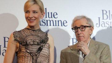 Cate Blanchett Woody Allen