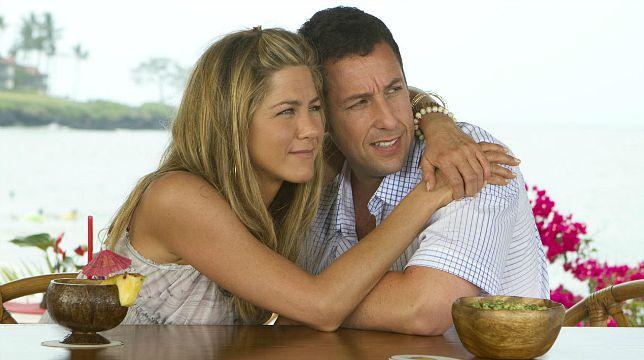 Adam Sandler e Jennifer Aniston di nuovo insieme