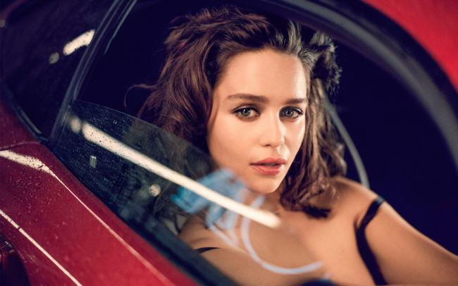 Emilia Clarke donne più belle del mondo 2018