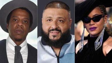 Jay Z Dj Khaled e Beyoncè