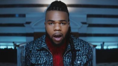 MNEK video musicale Tongue