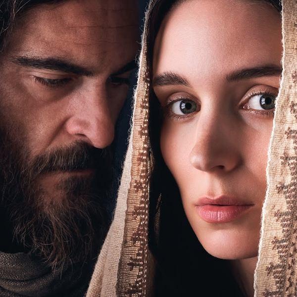Rooney Mara e Joaquin Poenix - Maria Maddalena film