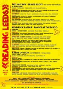 Reading & Leeds Festival 2018