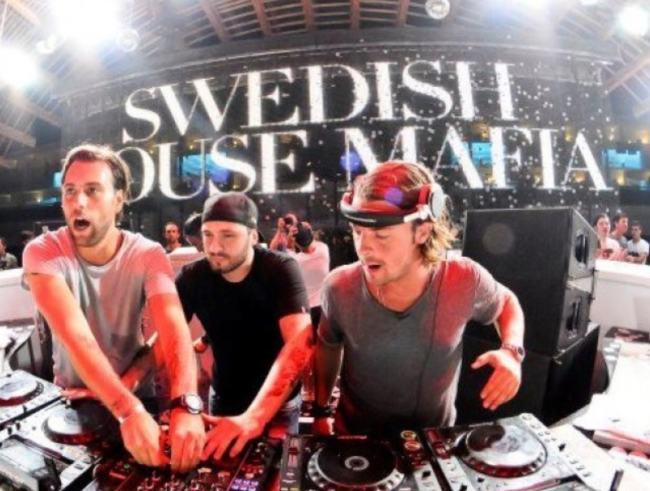 Sweidish House Mafia reunion 2018
