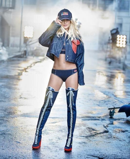 Britney Spears nuovo volto Kenzo