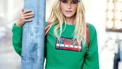 Britney Spears nuovo volto Kenzo