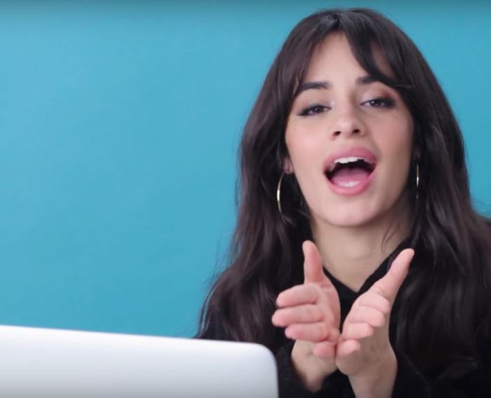 Camila Cabello bacio ai fan