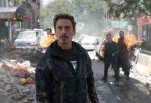 infinity war tony avengers