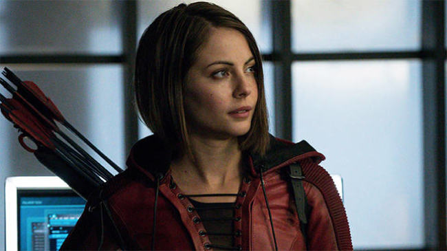 Willa Holland dice addio ad Arrow