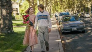 recensione lady bird - Foto Saoirse Ronan e Lucas Hedges