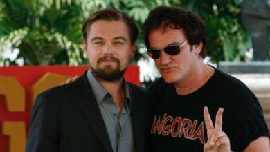 Leonardo Di caprio e Quentin Tarantino