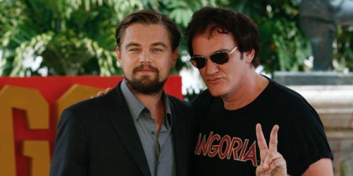 Leonardo Di caprio e Quentin Tarantino - 10 film