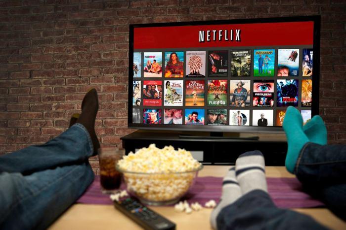 Sky Netflix foto