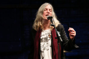 patti smith concerto-documentario 2018