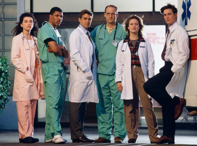 ER medici in prima linea vive di nuovo in streaming