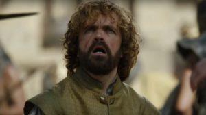Tyrion Lannister - trono di spade rai4 quinta stagione