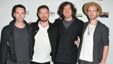 Snow Patrol foto band 2018