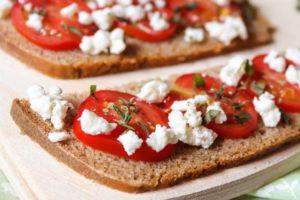 consigli alimentari per la salute dei giovani - snack salutari veloci