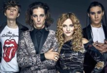 Maneskin nuove date tour