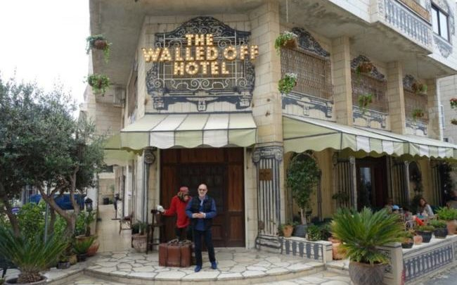 brian eno walled off hotel album