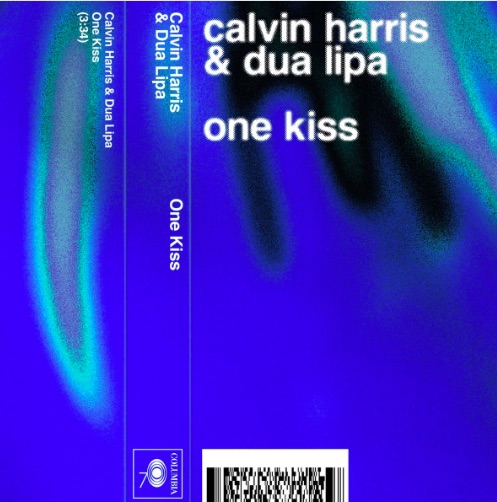 Calvin Harris e Dua Lipa One Kiss
