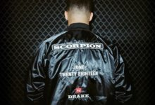 cover Scorpion album Drake