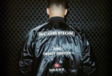 cover Scorpion album Drake