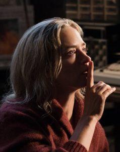 Emily Blunt in A Quiet Place - Un posto tranquillo