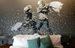 bansky walled off hotel progetto