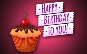 canzoni per bambini - happy birthday to you torta