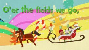 canzoni per bambini - jingle bells verso