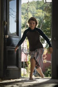Millicent Simmonds in A Quiet Place - Un posto Tranquillo