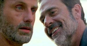 The Walking Dead 9 - Rick e Negan