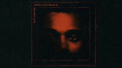 "Cover di ""My Dear Melancholy"""