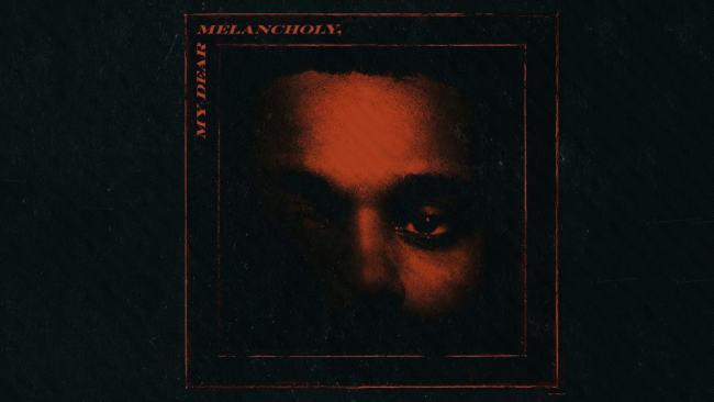 "Cover di ""My Dear Melancholy"""