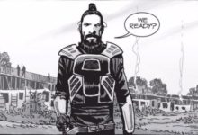 the walking dead 9 - fumetto anticipazioni serie tv