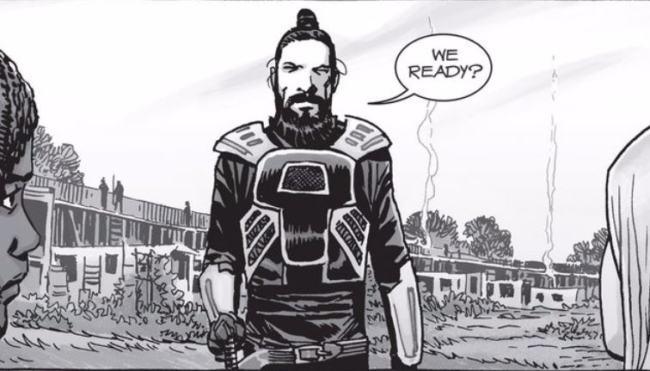 the walking dead 9 - fumetto anticipazioni serie tv